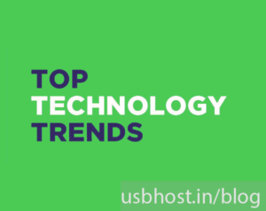 Top 5 New Technology Trends for 2021